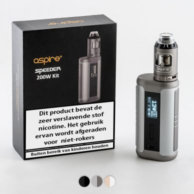 Aspire Speeder Starter Kit 200 Watt