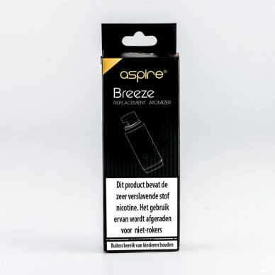 Aspire Breeze Pocket AIO U-Tech Coils