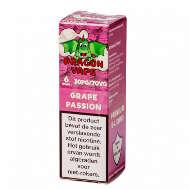 Dragon Vape Grape Passion
