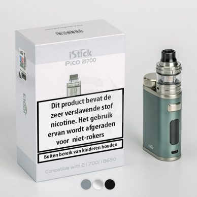 Eleaf iStick Pico 21700 Ello TC Kit 100 Watt