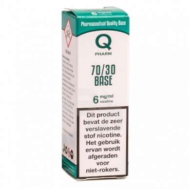 Qpharm E-liquid Base 70%PG/30%VG