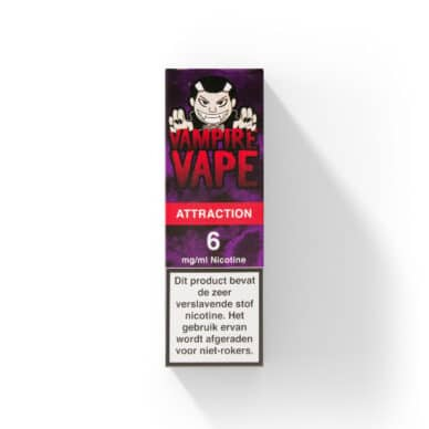 Vampire Vape Attraction