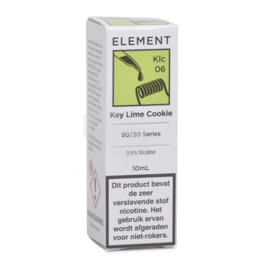 Element Dripper Series Key Lime Cookie