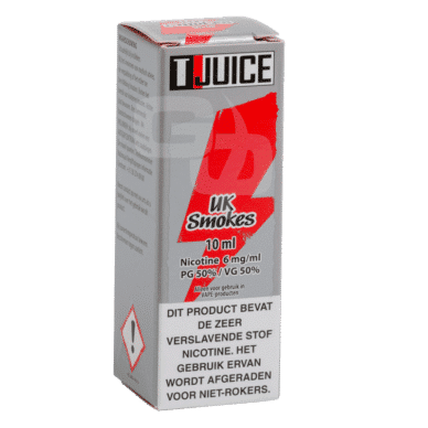 T-Juice UK Smokes
