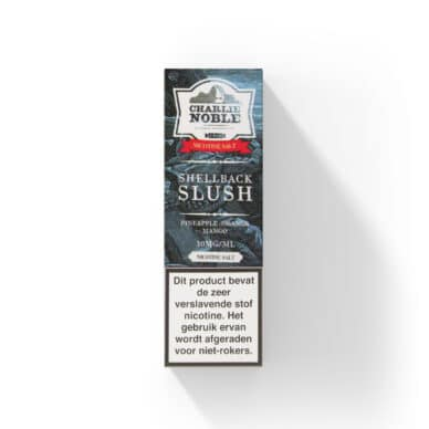 Charlie Noble Shellback Slush Nic Salt NS/10 en 20mg